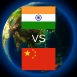 India vs china feat