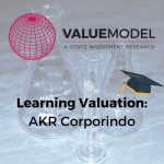 Learning Valuation- AKR Corporindo