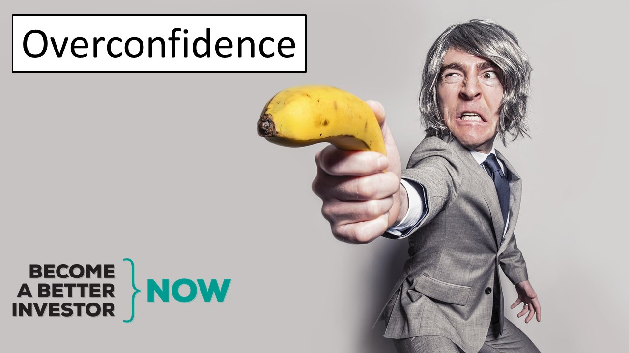 The Illusion of Overconfidence #BehavioralBiasBible