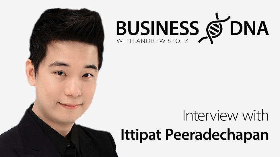 Business DNA with @Andrew_Stotz: Taking Seaweed to the Masses #TaoKaeNoi #Entrepreneur