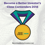 Become a Better #Investor's Close Contenders 2018
