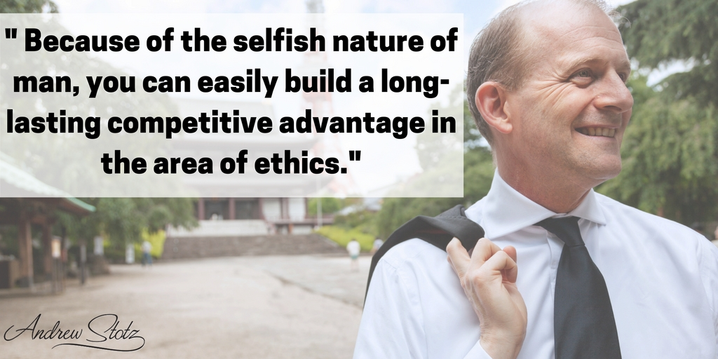 Learn 10 Ways #Ethics Adds Value to YOU