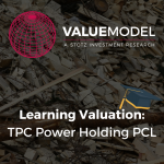 Learning #Valuation: TPC Power Holding