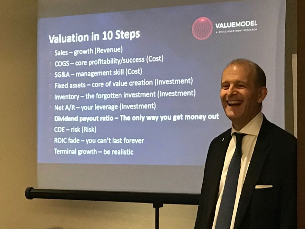 How to #Value Any Company in the World with @Andrew_Stotz