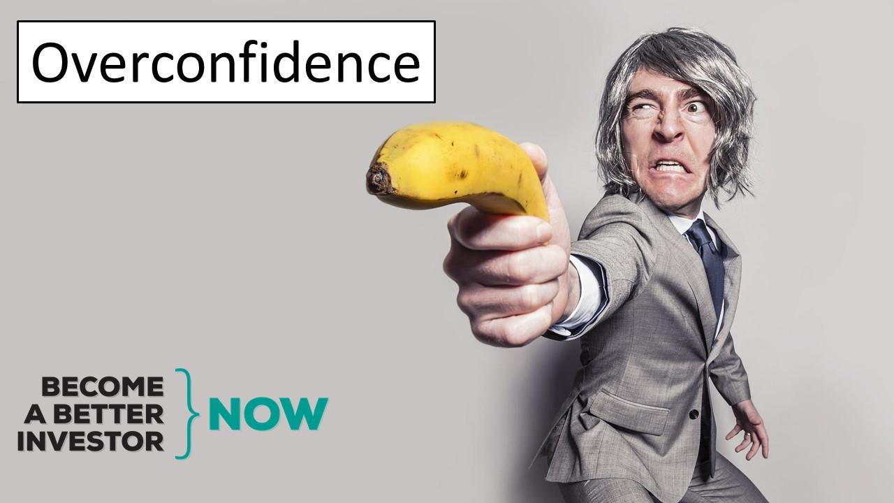 The Illusion of Overconfidence #BehavioralBiasBible