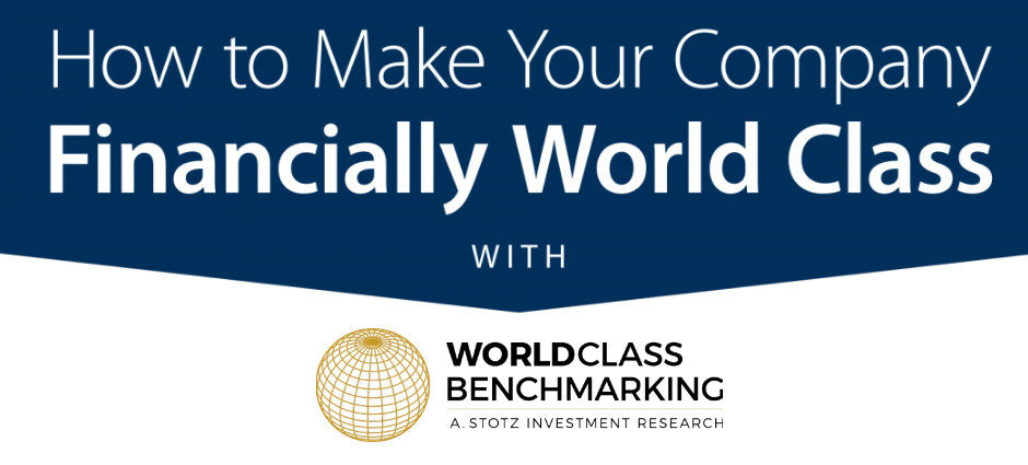 How to Make Your Company Financially #WorldClass with @Andrew_Stotz