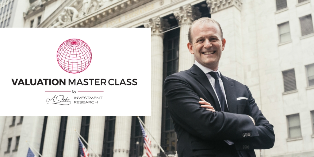 The Valuation Master Class is the most comprehensive online course for learning how to value stocks