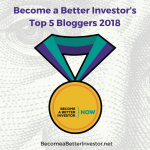 Become a Better #Investor's Top 5 Bloggers 2018